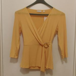 NY&C Stretch Fit Blouse